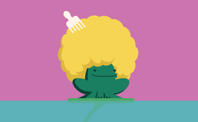 when frogs grow hair – Hop To It