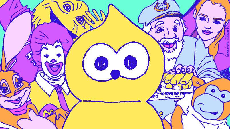 mascots cover pic v4 1 – FF Investigates: Brand Mascots